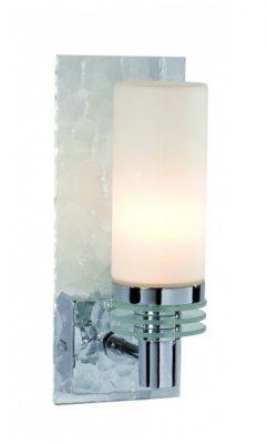 Светильник настенный MarkSlojd 100002 LERUMсовременные бра модерн<br><br><br>S освещ. до, м2: 2<br>Тип лампы: галогенная / LED-светодиодная<br>Тип цоколя: G9<br>Цвет арматуры: серебристый<br>Количество ламп: 1<br>Ширина, мм: 90<br>Высота, мм: 225<br>MAX мощность ламп, Вт: 40