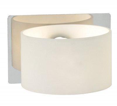Светильник настенный MarkSlojd 100010 SIGTUNAСовременные<br><br><br>S освещ. до, м2: 2<br>Тип лампы: галогенная / LED-светодиодная<br>Тип цоколя: G9<br>Количество ламп: 1<br>Ширина, мм: 120<br>MAX мощность ламп, Вт: 40<br>Длина, мм: 130<br>Высота, мм: 80<br>Цвет арматуры: белый