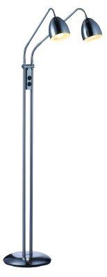 Торшер MarkSlojd 100099 MOSSEBOМеталлические<br>Торшер – это не просто функциональный предмет интерьера, позволяющий обеспечить дополнительное освещение, но и оригинальный декоративный элемент. Интернет-магазин «Светодом» предлагает стильные модели от известных производителей по доступным ценам. У нас Вы найдете и классические напольные светильники, и современные варианты.   Торшер 100099 MarkSlojd сразу же привлекает внимание благодаря своему необычному дизайну. Модель выполнена из качественных материалов, что обеспечит ее надежную и долговечную работу. Такой напольный светильник можно использовать для интерьера не только гостиной, но и спальни или кабинета.   Купить торшер 100099 MarkSlojd по выгодной стоимости Вы можете с помощью нашего сайта. У нас склады в Москве, Екатеринбурге, Санкт-Петербурге, Новосибирске и другим городам России.<br><br>S освещ. до, м2: 5<br>Тип лампы: накаливания / энергосбережения / LED-светодиодная<br>Тип цоколя: E14<br>Количество ламп: 2<br>Ширина, мм: 270<br>MAX мощность ламп, Вт: 40<br>Высота, мм: 1400<br>Цвет арматуры: серый
