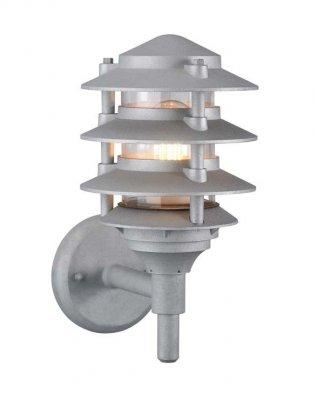 Уличный настенный светильник MarkSlojd 100359 LINNEAНастенные<br>Обеспечение качественного уличного освещения – важная задача для владельцев коттеджей. Компания «Светодом» предлагает современные светильники, которые порадуют Вас отличным исполнением. В нашем каталоге представлена продукция известных производителей, пользующихся популярностью благодаря высокому качеству выпускаемых товаров.   Уличный светильник MarkSlojd 100359 не просто обеспечит качественное освещение, но и станет украшением Вашего участка. Модель выполнена из современных материалов и имеет влагозащитный корпус, благодаря которому ей не страшны осадки.   Купить уличный светильник MarkSlojd 100359, представленный в нашем каталоге, можно с помощью онлайн-формы для заказа. Чтобы задать имеющиеся вопросы, звоните нам по указанным телефонам.<br><br>Тип лампы: накаливания / энергосбережения / LED-светодиодная<br>Тип цоколя: E27<br>Количество ламп: 1<br>Ширина, мм: 160<br>MAX мощность ламп, Вт: 60<br>Длина, мм: 220<br>Высота, мм: 290<br>Цвет арматуры: серебристый