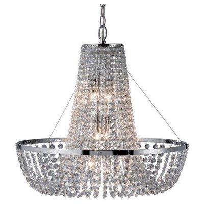 Люстра подвесная MarkSlojd 101814 JARLSBERGАрхив<br><br><br>Установка на натяжной потолок: Да<br>S освещ. до, м2: 16<br>Крепление: Крюк<br>Тип лампы: галогенная / LED-светодиодная<br>Тип цоколя: G9<br>Количество ламп: 6<br>Ширина, мм: 550<br>MAX мощность ламп, Вт: 40<br>Длина, мм: 1500<br>Высота, мм: 530<br>Цвет арматуры: серебристый
