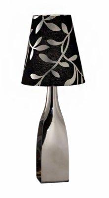 Настольная лампа MarkSlojd 101840 TYFORSЧерные<br>Настольная лампа – это не просто источник дополнительного освещения, но и оригинальный элемент декора. Его можно установить в спальне, гостиной, кабинете и других комнатах. Интернет-магазин «Светодом» предлагает настольные лампы разных стилей по доступным ценам. Благодаря большому ассортименту Вы обязательно найдете в нашем каталоге именно ту модель, которую искали.   Настольная лампа MarkSlojd 101840 – прекрасный вариант для завершения интерьера. Ее можно включить одновременно с люстрой для более яркого освещения или без нее для создания уютной атмосферы, настраивающей на отдых.   Купить настольную лампу MarkSlojd 101840 Вы можете с помощью виртуальной «Корзины» или по контактным номерам, указанным на сайте.<br><br>S освещ. до, м2: 2<br>Тип лампы: накал-я - энергосбер-я<br>Тип цоколя: E14<br>Количество ламп: 1<br>Ширина, мм: 220<br>MAX мощность ламп, Вт: 40<br>Высота, мм: 560<br>Цвет арматуры: серебристый