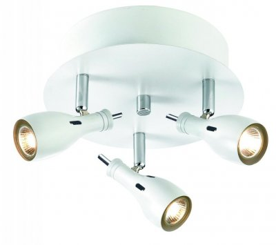 Светильник настенно-потолочный MarkSlojd 102385 LAMMHULTТройные<br>Светильники-споты – это оригинальные изделия с современным дизайном. Они позволяют не ограничивать свою фантазию при выборе освещения для интерьера. Такие модели обеспечивают достаточно качественный свет. Благодаря компактным размерам Вы можете использовать несколько спотов для одного помещения.  Интернет-магазин «Светодом» предлагает необычный светильник-спот MarkSlojd 102385 по привлекательной цене. Эта модель станет отличным дополнением к люстре, выполненной в том же стиле. Перед оформлением заказа изучите характеристики изделия.  Купить светильник-спот MarkSlojd 102385 в нашем онлайн-магазине Вы можете либо с помощью формы на сайте, либо по указанным выше телефонам. Обратите внимание, что у нас склады не только в Москве и Екатеринбурге, но и других городах России.<br><br>S освещ. до, м2: 7<br>Тип лампы: галогенная / LED-светодиодная<br>Тип цоколя: GU10<br>Количество ламп: 3<br>Ширина, мм: 210<br>MAX мощность ламп, Вт: 35<br>Длина, мм: 210<br>Высота, мм: 175<br>Цвет арматуры: белый