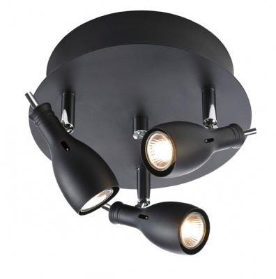 Светильник настенно-потолочный MarkSlojd 102388 LAMMHULTТройные<br>Светильники-споты – это оригинальные изделия с современным дизайном. Они позволяют не ограничивать свою фантазию при выборе освещения для интерьера. Такие модели обеспечивают достаточно качественный свет. Благодаря компактным размерам Вы можете использовать несколько спотов для одного помещения.  Интернет-магазин «Светодом» предлагает необычный светильник-спот MarkSlojd 102388 по привлекательной цене. Эта модель станет отличным дополнением к люстре, выполненной в том же стиле. Перед оформлением заказа изучите характеристики изделия.  Купить светильник-спот MarkSlojd 102388 в нашем онлайн-магазине Вы можете либо с помощью формы на сайте, либо по указанным выше телефонам. Обратите внимание, что у нас склады не только в Москве и Екатеринбурге, но и других городах России.<br><br>S освещ. до, м2: 7<br>Тип лампы: галогенная / LED-светодиодная<br>Тип цоколя: GU10<br>Количество ламп: 3<br>Ширина, мм: 210<br>MAX мощность ламп, Вт: 35<br>Длина, мм: 210<br>Высота, мм: 175<br>Цвет арматуры: серебристый