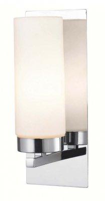 Светильник настенный MarkSlojd 102476 NORRSUNDETДля ванной<br><br><br>S освещ. до, м2: 2<br>Тип лампы: накаливания / энергосбережения / LED-светодиодная<br>Тип цоколя: E14<br>Количество ламп: 1<br>Ширина, мм: 90<br>MAX мощность ламп, Вт: 40<br>Длина, мм: 110<br>Высота, мм: 230<br>Цвет арматуры: серебристый