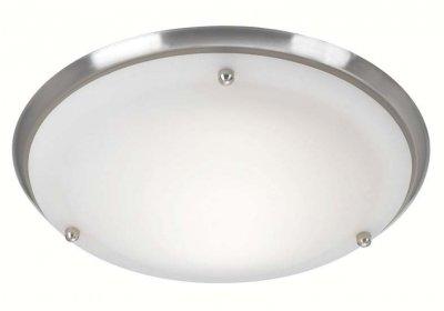 Светильник настенно-потолочный MarkSlojd 102527 AREКруглые<br>Настенно-потолочные светильники – это универсальные осветительные варианты, которые подходят для вертикального и горизонтального монтажа. В интернет-магазине «Светодом» Вы можете приобрести подобные модели по выгодной стоимости. В нашем каталоге представлены как бюджетные варианты, так и эксклюзивные изделия от производителей, которые уже давно заслужили доверие дизайнеров и простых покупателей.  Настенно-потолочный светильник MarkSlojd 102527 станет прекрасным дополнением к основному освещению. Благодаря качественному исполнению и применению современных технологий при производстве эта модель будет радовать Вас своим привлекательным внешним видом долгое время. Приобрести настенно-потолочный светильник MarkSlojd 102527 можно, находясь в любой точке России.<br><br>S освещ. до, м2: 4<br>Тип лампы: накаливания / энергосбережения / LED-светодиодная<br>Тип цоколя: E27<br>Количество ламп: 1<br>Ширина, мм: 275<br>MAX мощность ламп, Вт: 60<br>Высота, мм: 80<br>Цвет арматуры: серебристый