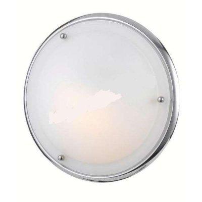 Светильник настенно-потолочный MarkSlojd 102528 AREКруглые<br>Настенно-потолочные светильники – это универсальные осветительные варианты, которые подходят для вертикального и горизонтального монтажа. В интернет-магазине «Светодом» Вы можете приобрести подобные модели по выгодной стоимости. В нашем каталоге представлены как бюджетные варианты, так и эксклюзивные изделия от производителей, которые уже давно заслужили доверие дизайнеров и простых покупателей.  Настенно-потолочный светильник MarkSlojd 102528 станет прекрасным дополнением к основному освещению. Благодаря качественному исполнению и применению современных технологий при производстве эта модель будет радовать Вас своим привлекательным внешним видом долгое время. Приобрести настенно-потолочный светильник MarkSlojd 102528 можно, находясь в любой точке России.<br><br>S освещ. до, м2: 4<br>Тип лампы: накаливания / энергосбережения / LED-светодиодная<br>Тип цоколя: E27<br>Цвет арматуры: серебристый<br>Количество ламп: 1<br>Ширина, мм: 275<br>Высота, мм: 80<br>MAX мощность ламп, Вт: 60