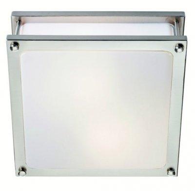Светильник настенно-потолочный MarkSlojd 102552 RESAROКвадратные<br>Настенно-потолочные светильники – это универсальные осветительные варианты, которые подходят для вертикального и горизонтального монтажа. В интернет-магазине «Светодом» Вы можете приобрести подобные модели по выгодной стоимости. В нашем каталоге представлены как бюджетные варианты, так и эксклюзивные изделия от производителей, которые уже давно заслужили доверие дизайнеров и простых покупателей.  Настенно-потолочный светильник MarkSlojd 102552 станет прекрасным дополнением к основному освещению. Благодаря качественному исполнению и применению современных технологий при производстве эта модель будет радовать Вас своим привлекательным внешним видом долгое время. Приобрести настенно-потолочный светильник MarkSlojd 102552 можно, находясь в любой точке России.<br><br>S освещ. до, м2: 2<br>Тип лампы: накаливания / энергосбережения / LED-светодиодная<br>Тип цоколя: E14<br>Количество ламп: 2<br>Ширина, мм: 345<br>MAX мощность ламп, Вт: 15<br>Высота, мм: 100<br>Цвет арматуры: серебристый