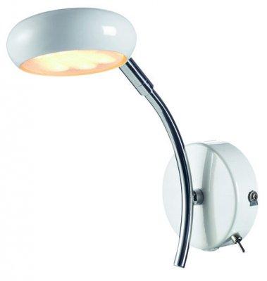 Бра MarkSlojd 102680 MODUMАрхив<br><br><br>Тип лампы: люминесцентная или светодиодная<br>Тип цоколя: GX53<br>Количество ламп: 1<br>Ширина, мм: 90<br>MAX мощность ламп, Вт: 9<br>Длина, мм: 200<br>Высота, мм: 210<br>Цвет арматуры: белый