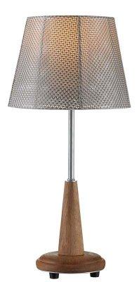 Настольная лампа MarkSlojd 103097 FAROСовременные<br>Настольная лампа – это не просто источник дополнительного освещения, но и оригинальный элемент декора. Его можно установить в спальне, гостиной, кабинете и других комнатах. Интернет-магазин «Светодом» предлагает настольные лампы разных стилей по доступным ценам. Благодаря большому ассортименту Вы обязательно найдете в нашем каталоге именно ту модель, которую искали.   Настольная лампа MarkSlojd 103097 – прекрасный вариант для завершения интерьера. Ее можно включить одновременно с люстрой для более яркого освещения или без нее для создания уютной атмосферы, настраивающей на отдых.   Купить настольную лампу MarkSlojd 103097 Вы можете с помощью виртуальной «Корзины» или по контактным номерам, указанным на сайте.<br><br>Тип лампы: накаливания / энергосбережения / LED-светодиодная<br>Тип цоколя: E14<br>Количество ламп: 1<br>Ширина, мм: 250<br>MAX мощность ламп, Вт: 9<br>Высота, мм: 540<br>Цвет арматуры: серебристый