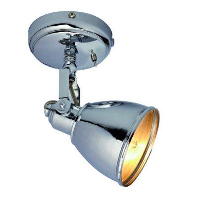 Бра MarkSlojd 104049 FJALLBACKAОдиночные<br>Светильники-споты – это оригинальные изделия с современным дизайном. Они позволяют не ограничивать свою фантазию при выборе освещения для интерьера. Такие модели обеспечивают достаточно качественный свет. Благодаря компактным размерам Вы можете использовать несколько спотов для одного помещения.  Интернет-магазин «Светодом» предлагает необычный светильник-спот MarkSlojd 104049 по привлекательной цене. Эта модель станет отличным дополнением к люстре, выполненной в том же стиле. Перед оформлением заказа изучите характеристики изделия.  Купить светильник-спот MarkSlojd 104049 в нашем онлайн-магазине Вы можете либо с помощью формы на сайте, либо по указанным выше телефонам. Обратите внимание, что у нас склады не только в Москве и Екатеринбурге, но и других городах России.<br><br>S освещ. до, м2: 2<br>Тип лампы: накал-я - энергосбер-я<br>Тип цоколя: E14<br>Цвет арматуры: серебристый<br>Количество ламп: 1<br>Ширина, мм: 120<br>Длина, мм: 195<br>Высота, мм: 170<br>MAX мощность ламп, Вт: 40