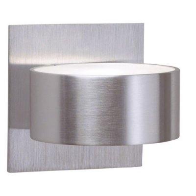 Светильник настенный MarkSlojd 115124-443512 CADIZДля ванной<br><br><br>Тип лампы: галогенная / LED-светодиодная<br>Цвет арматуры: серый