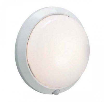 Светильник настенно-потолочный MarkSlojd 125012 CELTICКруглые<br>Настенно-потолочные светильники – это универсальные осветительные варианты, которые подходят для вертикального и горизонтального монтажа. В интернет-магазине «Светодом» Вы можете приобрести подобные модели по выгодной стоимости. В нашем каталоге представлены как бюджетные варианты, так и эксклюзивные изделия от производителей, которые уже давно заслужили доверие дизайнеров и простых покупателей.  Настенно-потолочный светильник MarkSlojd 125012 станет прекрасным дополнением к основному освещению. Благодаря качественному исполнению и применению современных технологий при производстве эта модель будет радовать Вас своим привлекательным внешним видом долгое время. Приобрести настенно-потолочный светильник MarkSlojd 125012 можно, находясь в любой точке России.<br><br>S освещ. до, м2: 3<br>Тип лампы: накаливания / энергосбережения / LED-светодиодная<br>Тип цоколя: E27<br>Количество ламп: 1<br>MAX мощность ламп, Вт: 60<br>Цвет арматуры: белый