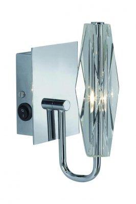 Бра MarkSlojd 200621 TOULONАрхив<br><br><br>Тип лампы: галогенная / LED-светодиодная<br>Цвет арматуры: серебристый