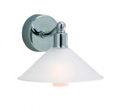 Бра MarkSlojd 237144-496112 ROSAСовременные<br><br><br>Тип лампы: галогенная / LED-светодиодная<br>Цвет арматуры: серебристый