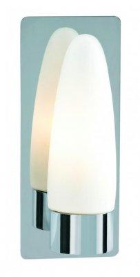 Светильник настенный MarkSlojd 253144-502612 BUFFYДля ванной<br><br><br>Тип лампы: накаливания / энергосбережения / LED-светодиодная<br>Цвет арматуры: белый