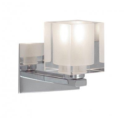 Бра MarkSlojd 407644-457121 AMARANTСовременные<br><br><br>Тип лампы: галогенная / LED-светодиодная<br>Тип цоколя: G9<br>Ширина, мм: 105<br>MAX мощность ламп, Вт: 40<br>Расстояние от стены, мм: 120<br>Высота, мм: 110<br>Цвет арматуры: серебристый