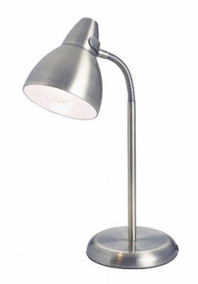 Настольная лампа MarkSlojd 408841 PARGAХай тек<br>Настольная лампа – это не просто источник дополнительного освещения, но и оригинальный элемент декора. Его можно установить в спальне, гостиной, кабинете и других комнатах. Интернет-магазин «Светодом» предлагает настольные лампы разных стилей по доступным ценам. Благодаря большому ассортименту Вы обязательно найдете в нашем каталоге именно ту модель, которую искали.   Настольная лампа MarkSlojd 408841 – прекрасный вариант для завершения интерьера. Ее можно включить одновременно с люстрой для более яркого освещения или без нее для создания уютной атмосферы, настраивающей на отдых.   Купить настольную лампу MarkSlojd 408841 Вы можете с помощью виртуальной «Корзины» или по контактным номерам, указанным на сайте.<br><br>Тип лампы: накаливания / энергосбережения / LED-светодиодная<br>Цвет арматуры: серебристый