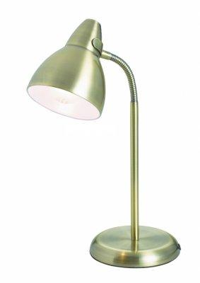 Настольная лампа MarkSlojd 408847 PARGAНастольные лампы хай тек<br>Настольная лампа – это не просто источник дополнительного освещения, но и оригинальный элемент декора. Его можно установить в спальне, гостиной, кабинете и других комнатах. Интернет-магазин «Светодом» предлагает настольные лампы разных стилей по доступным ценам. Благодаря большому ассортименту Вы обязательно найдете в нашем каталоге именно ту модель, которую искали.   Настольная лампа MarkSlojd 408847 – прекрасный вариант для завершения интерьера. Ее можно включить одновременно с люстрой для более яркого освещения или без нее для создания уютной атмосферы, настраивающей на отдых.   Купить настольную лампу MarkSlojd 408847 Вы можете с помощью виртуальной «Корзины» или по контактным номерам, указанным на сайте.<br><br>Тип лампы: накаливания / энергосбережения / LED-светодиодная<br>Цвет арматуры: бронзовый