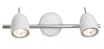 Светильник настенный MarkSlojd 413012 TOBOДвойные<br>Светильники-споты – это оригинальные изделия с современным дизайном. Они позволяют не ограничивать свою фантазию при выборе освещения для интерьера. Такие модели обеспечивают достаточно качественный свет. Благодаря компактным размерам Вы можете использовать несколько спотов для одного помещения.  Интернет-магазин «Светодом» предлагает необычный светильник-спот MarkSlojd 413012 по привлекательной цене. Эта модель станет отличным дополнением к люстре, выполненной в том же стиле. Перед оформлением заказа изучите характеристики изделия.  Купить светильник-спот MarkSlojd 413012 в нашем онлайн-магазине Вы можете либо с помощью формы на сайте, либо по указанным выше телефонам. Обратите внимание, что у нас склады не только в Москве и Екатеринбурге, но и других городах России.<br><br>Тип лампы: галогенная / LED-светодиодная<br>Цвет арматуры: белый