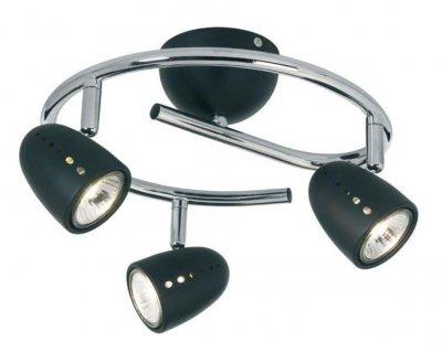 Светильник настенно-потолочный MarkSlojd 413423 TOBOТройные<br>Светильники-споты – это оригинальные изделия с современным дизайном. Они позволяют не ограничивать свою фантазию при выборе освещения для интерьера. Такие модели обеспечивают достаточно качественный свет. Благодаря компактным размерам Вы можете использовать несколько спотов для одного помещения.  Интернет-магазин «Светодом» предлагает необычный светильник-спот MarkSlojd 413423 по привлекательной цене. Эта модель станет отличным дополнением к люстре, выполненной в том же стиле. Перед оформлением заказа изучите характеристики изделия.  Купить светильник-спот MarkSlojd 413423 в нашем онлайн-магазине Вы можете либо с помощью формы на сайте, либо по указанным выше телефонам. Обратите внимание, что у нас склады не только в Москве и Екатеринбурге, но и других городах России.<br><br>Тип лампы: галогенная / LED-светодиодная<br>Цвет арматуры: черный