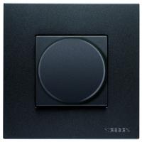 Рамка 1 пост антрацит Zenit (Niessen) N2271 ANZenit (Niessen)<br><br><br>Оттенок (цвет): черный