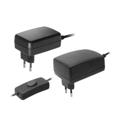 Драйвер Navigator 71 463 ND-E24-IP20-12VБлоки питания<br>Драйверы Navigator ND-E – источники постоянного напряжения 12 В с вилкой и кабелем с выключателем и разъемом джек 5.5 мм. Адаптеры сконструированы с учетом удобства использования и позволяют быстро подключать светодиодную ленту без пайки. Адаптеры работают в широком диапазоне входного напряжения 100 – 240 В и при этом обеспечивают коэффициент мощности до 0.85. Адаптеры Navigator ND-E обеспечивают длительную и стабильную работу источников света на основе светодиодов и оснащены защитой от короткого замыкания и от перегрузки. Срок службы адаптеров составляет более 30 000 часов. Драйверы серии ND-E производятся в интерьерном исполнениии IP20.<br><br>Тип товара: Драйвер для светодиодной ленты<br>Ширина, мм: 43<br>MAX мощность ламп, Вт: 24<br>Длина, мм: 84<br>Высота, мм: 30