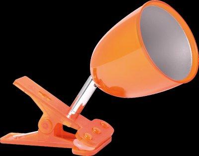 Светильник Navigator 94 995 NDF-C003На прищепке<br>Многофункциональный настольный светильник-прищепка NDF-C003 с поворотным плафоном является идеальным решением для акцентного освещения рабочего места. Прищепка оснащена специальными присосками, позволяющими надежно крепить светильник на край любой поверхности. В настольных светильниках NDF-С003 используются высокоэффективные светодиоды LG (Южная Корея) с цветовой температурой 6000 К. Специальный матовый рассеиватель создает мягкий свет без слепящего эффекта.<br><br>S освещ. до, м2: 2<br>Цветовая t, К: 6000<br>Тип лампы: LED - светодиодная<br>Тип цоколя: LED<br>Цвет арматуры: оранжевый<br>MAX мощность ламп, Вт: 3
