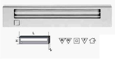 Светильник люминесцентный Navigator 94 565Для кухни<br>Люминесцентные компактные светильники NEL-F2 предназначены для дополнительного освещения в жилых, офисных и коммерческих помещениях. Удобны для подсветки встроенных шкафов и гардеробных комнат, кухонных гарнитуров и зеркал, а также витрин и прилавков в магазинах.<br>  Корпус светильника NEL-G2 изготовлен из ABS пластика, выполнен в белом цвете. Рассеиватель изготовлен из прозрачного рифленого акрила (полиметилметакрилат). Материалы, из которых изготовлен светильник, не поддерживают горение. Светильник предназначен для работы от сетевого напряжения 220-240В с частотой 50/60Гц. Диапазон рабочих температур окружающей среды светильника 0°С - 45°С <br>  Светильники серии NEL-G2 с закрытой лампой (с рассеивателем), встроенным ЭПРА и кнопкой включения/выключения на корпусе, комплектуются: <br>• лампой люминесцентной Т5 <br>• сетевым шнуром с вилкой  • соединительным кабелем, с помощью которого можно подключить в единую цепь до 10 светильников <br>• крепежом для присоединения светильника к вертикальной или горизонтальной поверхности.<br><br>S освещ. до, м2: 2<br>Цветовая t, К: 4200<br>Тип лампы: люминесцентная<br>Тип цоколя: G5<br>Количество ламп: 1<br>Ширина, мм: 71<br>MAX мощность ламп, Вт: 13<br>Длина, мм: 554<br>Высота, мм: 23<br>Цвет арматуры: белый