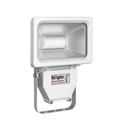 Купить со скидкой Светильник Navigator 94 612 NFL-P-20-4K-WH-IP65-LED