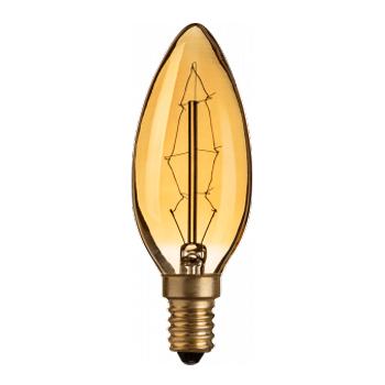 Лампа Navigator 71 953 NI-V-C-C-40-230-E14-CLGРетро лампы<br>В интернет-магазине «Светодом» можно купить не только люстры и светильники, но и лампочки. В нашем каталоге представлены светодиодные, галогенные, энергосберегающие модели и лампы накаливания. В ассортименте имеются изделия разной мощности, поэтому у нас Вы сможете приобрести все необходимое для освещения.   Лампа Navigator 71 953 NI-V-C-C-40-230-E14-CLG обеспечит отличное качество освещения. При покупке ознакомьтесь с параметрами в разделе «Характеристики», чтобы не ошибиться в выборе. Там же указано, для каких осветительных приборов Вы можете использовать лампу Navigator 71 953 NI-V-C-C-40-230-E14-CLGNavigator 71 953 NI-V-C-C-40-230-E14-CLG.   Для оформления покупки воспользуйтесь «Корзиной». При наличии вопросов Вы можете позвонить нашим менеджерам по одному из контактных номеров. Мы доставляем заказы в Москву, Екатеринбург и другие города России.<br><br>Тип лампы: накаливания<br>Тип цоколя: E14<br>MAX мощность ламп, Вт: 40<br>Диаметр, мм мм: 35<br>Высота, мм: 98