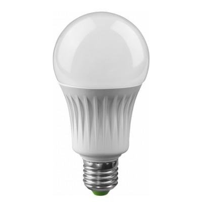 Лампа Navigator 71 365 NLL-A70-15-230-4K-E27Стандартный вид<br><br><br>Тип товара: Лампа<br>Цветовая t, К: 4000<br>Тип лампы: LED - светодиодная<br>Тип цоколя: E27<br>MAX мощность ламп, Вт: 15<br>Диаметр, мм мм: 70<br>Высота, мм: 135