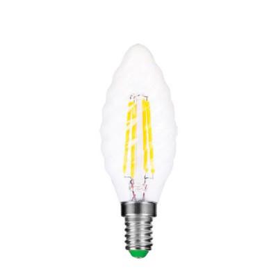 Лампа филаментная Navigator 71 311 NLL-F-TC35-4-230-2.7K-E14Filament LED<br>В интернет-магазине «Светодом» можно купить не только люстры и светильники, но и лампочки. В нашем каталоге представлены светодиодные, галогенные, энергосберегающие модели и лампы накаливания. В ассортименте имеются изделия разной мощности, поэтому у нас Вы сможете приобрести все необходимое для освещения.   Лампа Navigator 71 311 NLL-F-TC35-4-230-2.7K-E14 обеспечит отличное качество освещения. При покупке ознакомьтесь с параметрами в разделе «Характеристики», чтобы не ошибиться в выборе. Там же указано, для каких осветительных приборов Вы можете использовать лампу Navigator 71 311 NLL-F-TC35-4-230-2.7K-E14Navigator 71 311 NLL-F-TC35-4-230-2.7K-E14.   Для оформления покупки воспользуйтесь «Корзиной». При наличии вопросов Вы можете позвонить нашим менеджерам по одному из контактных номеров. Мы доставляем заказы в Москву, Екатеринбург и другие города России.<br><br>Цветовая t, К: WW - теплый белый 2700-3000 К<br>Тип лампы: LED - светодиодная<br>Тип цоколя: E14<br>MAX мощность ламп, Вт: 4<br>Диаметр, мм мм: 35<br>Высота, мм: 110