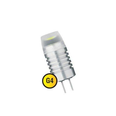 Светодиодная лампа Navigator 94 398 NLL-G4-1.5 W, 12V, 3K белыеКапсульные G4 12v<br>Navigator NLL-G – светодиодная энергосберегающая лампа общего  и декоративного освещения. Колба лампы выполнена в форме капсулы.  Лампа NLL-G повторяет форму и размеры стандартных галогенных  капсульных ламп и идеально подходит к любому светильнику, в котором  используются данные типы ламп. В светодиодных лампах серии NLL-G  применяются высокоэффективные светодиоды Epistar,изготовленные по  технологии chip on board, обеспечивающие эффективность 50 лм/ Вт. При  этом коэффициент цветопередачи ламп обеспечивается на уровне Ragt 75.  Ассортимент светодиодных ламп серии NLL-G представлен цветовыми  температурами излучаемого света – 3000 К и 4000 К. Специальная конструкция  лампы обеспечивает угол рассеивания света 230°. В лампах серии NLL-G4  применяется высокоэффективный драйвер построенный на интегральной  микросхеме, что позволяет использовать лампу с трансформаторами  переменного напряжения.  Срок службы светодиодных рефлекторных лампNavigator NLL–G  составляет 30 000 часов.<br><br>Цветовая t, К: WW - теплый белый 2700-3000 К<br>Тип лампы: LED - светодиодная<br>Тип цоколя: G4<br>MAX мощность ламп, Вт: 1,5<br>Диаметр, мм мм: 12<br>Длина, мм: 28