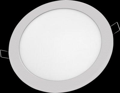 Светильник Navigator 94 349 NLP-R1-18W-840-SL-LEDКруглые LED<br>Светодиодная ультратонкая панель предназначена для освещения внутри помещений. Создает яркий и равномерный свет и обладает компактными размерами, что делает данный светильник идеальным решением любых задач по освещению и световому дизайну. Основные преимущества   Эффективные и надежные светодиоды EPISTAR (Тайвань) Ragt 80 70 Лм/Вт  Специальная конструкция светильника, обеспечивающая равномерное распределение света  Компактный размер – толщина панели 13 мм  Надежный драйвер с высоким КПД (PFgt 0.8)  Отсутствие пульсаций светового потока  Срок службы 40 000 часов  Гарантия 3 года.<br><br>Цветовая t, К: 4000<br>Тип лампы: LED-светодиодная<br>Цвет арматуры: серебристый<br>Диаметр, мм мм: 240<br>Диаметр врезного отверстия, мм: 222-230<br>Высота, мм: 24<br>MAX мощность ламп, Вт: 18
