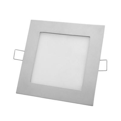 Светильник Navigator 94 457 NLP-S1-11W-840-SL-LEDКвадратные LED<br>Встраиваемые светильники – популярное осветительное оборудование, которое можно использовать в качестве основного источника или в дополнение к люстре. Они позволяют создать нужную атмосферу атмосферу и привнести в интерьер уют и комфорт.   Интернет-магазин «Светодом» предлагает стильный встраиваемый светильник Navigator 94 457 NLP-S1-11W-840-SL-LED. Данная модель достаточно универсальна, поэтому подойдет практически под любой интерьер. Перед покупкой не забудьте ознакомиться с техническими параметрами, чтобы узнать тип цоколя, площадь освещения и другие важные характеристики.   Приобрести встраиваемый светильник Navigator 94 457 NLP-S1-11W-840-SL-LED в нашем онлайн-магазине Вы можете либо с помощью «Корзины», либо по контактным номерам. Мы развозим заказы по Москве, Екатеринбургу и остальным российским городам.<br><br>Цветовая t, К: 4000<br>Тип лампы: LED<br>Ширина, мм: 162<br>MAX мощность ламп, Вт: 11<br>Диаметр врезного отверстия, мм: 145 x 145<br>Длина, мм: 162<br>Высота, мм: 24<br>Цвет арматуры: серебристый