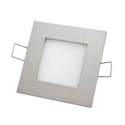 Светильник Navigator 94 455 NLP-S1-7W-840-SL-LEDКвадратные LED<br><br><br>Тип товара: Светильник<br>Цветовая t, К: 4000<br>Тип лампы: LED<br>Ширина, мм: 120<br>MAX мощность ламп, Вт: 7<br>Диаметр врезного отверстия, мм: 110 x 110<br>Длина, мм: 120<br>Высота, мм: 24<br>Цвет арматуры: серебристый