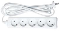 Удлинитель Navigator 94 163 NPE-05-300-X-Gr 2х1 б/з 5 гн. 3мУдлинители электрические<br>Электрические универсальные удлинители Navigator серии NPE на 5 розеток позволяют единовременно подключить пять электроприборов и представлены тремя моделями с различной длиной кабеля: 3 м, 5 м, 7 м.<br>