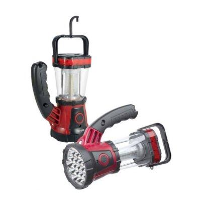 Фонарь кемпинговый Navigator 94 926 NPT-CA08-ACCUАккумуляторные<br>Многофункциональный универсальный светодиодный фонарь с компасом. Фонарь может использоваться как прожектор 19 LED и как кемпинговый фонарь 24 LED. Три режима работы: прожектор 19 LED, кемпинговый фонарь 24 LED, красный сигнальный маячок (аварийный сигнал). Два свинцово-кислотных аккумулятора 4 В, 0.8 Ач. Фонарь работает до 13 часов без подзарядки, при полностью заряженном аккумуляторе. Индивидуальная упаковка – глянцевая цветная коробка.<br><br>Количество ламп: 19 Led + 24 Led<br>Ширина, мм: 110<br>Длина, мм: 160<br>Высота, мм: 220