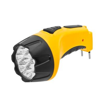 Фонарь аккумуляторный Navigator 94 952 NPT-CP04-ACCUСветодиодные<br>Компактные светодиодные аккумуляторные пластиковые фонари. В корпуса фонарей встроена евровилка, что позволяет производить прямую зарядку без дополнительных устройств. Яркие, долговечные и экономичные. Используются аккумуляторы которые входят в комплект.<br>Срок службы светодиодов 100 000 часов.<br>