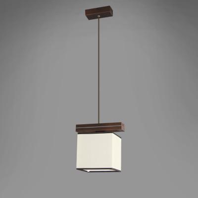 Namat BARSA/1 1263/1 Подвесной светильникОдиночные<br><br><br>Крепление: Потолочное<br>Тип цоколя: E27<br>Цвет арматуры: Коричневый<br>Количество ламп: 1<br>Длина, мм: 200<br>Высота, мм: 600<br>MAX мощность ламп, Вт: 60