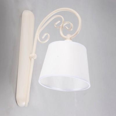 Namat ADARA 3544 настенный светильникклассические бра<br><br><br>Крепление: Настенное<br>Тип цоколя: E27<br>Цвет арматуры: Кремовый<br>Количество ламп: 1<br>MAX мощность ламп, Вт: 60