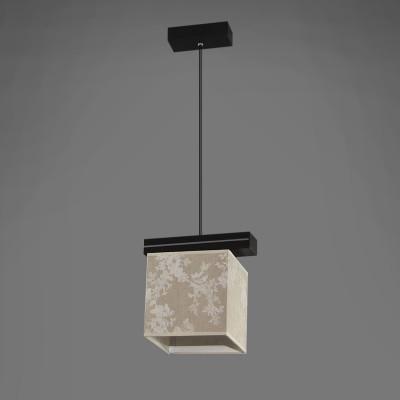 Namat ARIS/8 1255/8 потолочный светильникодиночные подвесные светильники<br><br><br>Крепление: Потолочное<br>Тип цоколя: E27<br>Цвет арматуры: Черный<br>Количество ламп: 1<br>Длина, мм: 200<br>Высота, мм: 600<br>MAX мощность ламп, Вт: 60