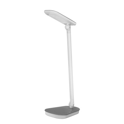 Светильник Navigator 71 270 NDF-D017-6W-4K-S-LED на осн., диммер., серебристыйНастольные лампы хай тек<br><br><br>Цветовая t, К: 4000<br>Тип лампы: LED<br>Цвет арматуры: серебристый<br>MAX мощность ламп, Вт: 6