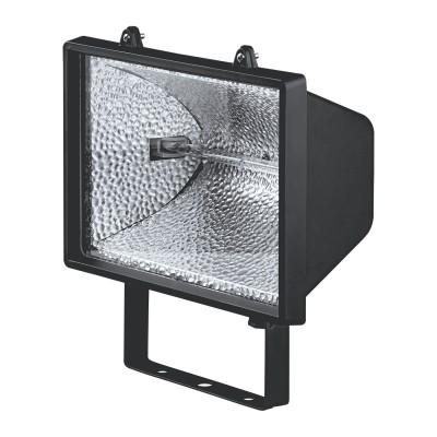 Галогенный прожектор Navigator 94 604 черныйгалогенные прожекторы<br>Галогенные прожекторы заливающего света серии NFL-FH с фиксированным креплением предназначены для освещения фасадов зданий, строительных объектов, подъездных дорог, садов, гаражей, рекламных стендов, вывесок и проч. Прожекторы NFL-FH крепятся при помощи стального кронштейна. В серии NFL-FH представлено 5 моделей различной мощности: белый и черный 150 Вт, белый и черный 500 Вт, черный 1000 Вт.<br><br>S освещ. до, м2: 50 - 67<br>Тип лампы: галогенная J189<br>Тип цоколя: R7S<br>Цвет арматуры: черный<br>Количество ламп: 1<br>Ширина, мм: 125<br>Длина, мм: 265<br>Высота, мм: 300<br>MAX мощность ламп, Вт: 1000