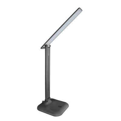 Светильник Navigator 94 682 NDF-D015-10W-6K-BL-LED на основании, черныйНастольные лампы хай тек<br><br><br>Цветовая t, К: 6000<br>Тип лампы: LED<br>Тип цоколя: LED<br>Цвет арматуры: черный<br>MAX мощность ламп, Вт: 10
