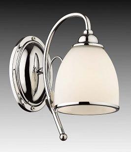 Светильник настенный бра Brizzi Nives MA 02640W/001 ChromeМодерн<br><br><br>S освещ. до, м2: 2<br>Тип лампы: накал-я - энергосбер-я<br>Тип цоколя: E27<br>Количество ламп: 1<br>Ширина, мм: 230<br>MAX мощность ламп, Вт: 40<br>Размеры: W 230 H 240<br>Высота, мм: 240<br>Цвет арматуры: серебристый