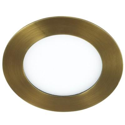Novotech LANTE 357287 светильникКруглые LED<br>Встраиваемый светодиодный светильник со встроенным драйвером модели Novotech 357287 из серии LANTE отличается следующим качеством: Корпус светильника произведен из алюминия. Это металл, основными  достоинствами которого являются — устойчивость к практически всем видам негативного воздействия окружающей среды, коррозии. Небольшой вес, по сравнению с другими видами металла и   экологическая безопасность материала. Рассеиватель сделан из  акрила. Основными свойствами которого являются: высокая светопропускаемость — 92 %, которая не изменяется с течением времени, сохраняя свой оригинальный цвет, сопротивляемость удару в 5 раз больше, чем у стекла, устойчивость к воздействию влаги, бактерий и микроорганизмов, морозостойкость и экологичность. Срок службы светодиодов до 25000 часов.<br><br>Цветовая t, К: 3000<br>Тип лампы: галогеновая, светодиодная<br>Тип цоколя: LED<br>Количество ламп: 1<br>MAX мощность ламп, Вт: 75<br>Диаметр, мм мм: 120<br>Высота, мм: 20<br>Поверхность арматуры: матовый<br>Цвет арматуры: бронзовый