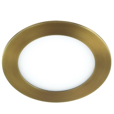 Novotech LANTE 357288 ЛюстраКруглые LED<br>Встраиваемый светодиодный светильник со встроенным драйвером модели Novotech 357288 из серии LANTE отличается следующим качеством: Корпус светильника произведен из алюминия. Это металл, основными  достоинствами которого являются — устойчивость к практически всем видам негативного воздействия окружающей среды, коррозии. Небольшой вес, по сравнению с другими видами металла и   экологическая безопасность материала. Рассеиватель сделан из  акрила. Основными свойствами которого являются: высокая светопропускаемость — 92 %, которая не изменяется с течением времени, сохраняя свой оригинальный цвет, сопротивляемость удару в 5 раз больше, чем у стекла, устойчивость к воздействию влаги, бактерий и микроорганизмов, морозостойкость и экологичность. Срок службы светодиодов до 25000 часов.<br><br>Цветовая t, К: 3000<br>Тип лампы: галогеновая, светодиодная<br>Тип цоколя: LED<br>Количество ламп: 1<br>MAX мощность ламп, Вт: 100<br>Диаметр, мм мм: 145<br>Высота, мм: 30<br>Поверхность арматуры: матовый<br>Цвет арматуры: бронзовый