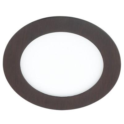 Novotech LANTE 357294 Встраиваемый светодиодный LED светильникСветодиодные круглые светильники<br>Встраиваемый светодиодный светильник со встроенным драйвером модели Novotech 357294 из серии LANTE отличается следующим качеством: Корпус светильника произведен из алюминия. Это металл, основными  достоинствами которого являются — устойчивость к практически всем видам негативного воздействия окружающей среды, коррозии. Небольшой вес, по сравнению с другими видами металла и   экологическая безопасность материала. Рассеиватель сделан из  акрила. Основными свойствами которого являются: высокая светопропускаемость — 92 %, которая не изменяется с течением времени, сохраняя свой оригинальный цвет, сопротивляемость удару в 5 раз больше, чем у стекла, устойчивость к воздействию влаги, бактерий и микроорганизмов, морозостойкость и экологичность. Срок службы светодиодов до 25000 часов.<br><br>Цветовая t, К: 3000<br>Тип лампы: галогеновая, светодиодная<br>Тип цоколя: LED<br>Цвет арматуры: деревянный<br>Количество ламп: 1<br>Диаметр, мм мм: 145<br>Высота, мм: 20<br>Поверхность арматуры: матовый<br>MAX мощность ламп, Вт: 100
